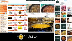 Análisis de marcas de franquicias de paellas en España.
