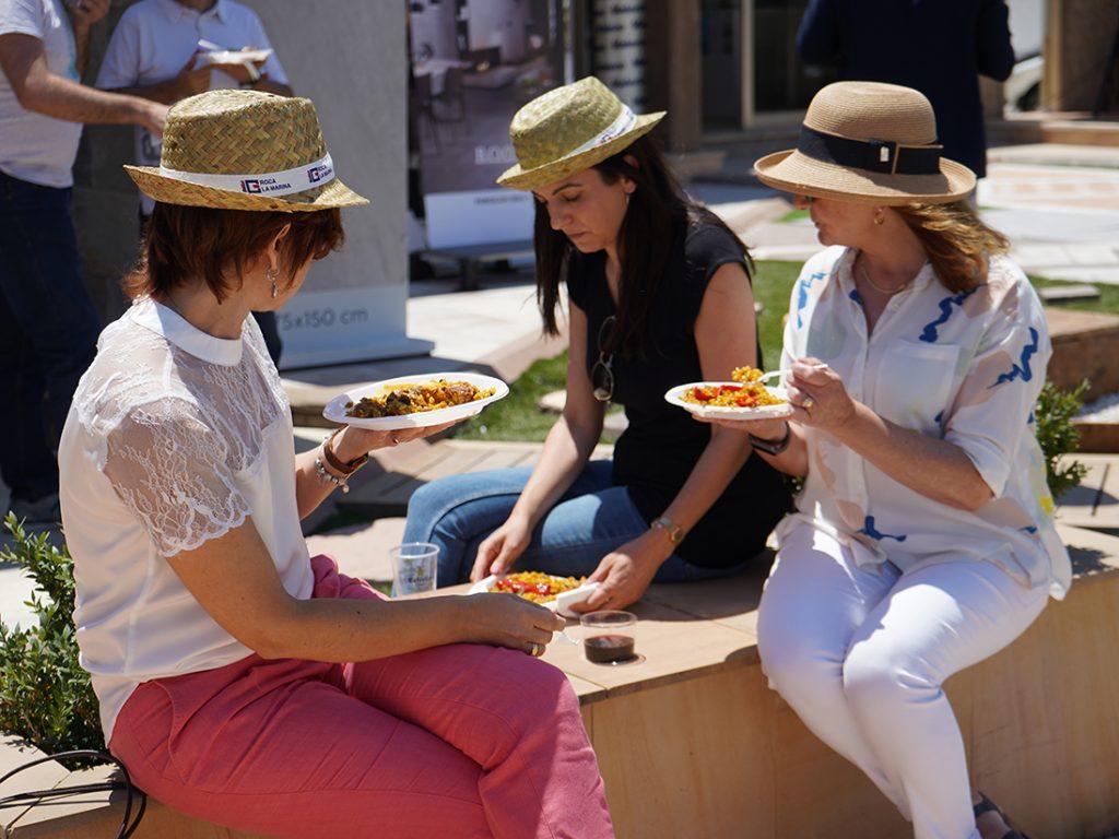 Evento Paella Land, la marca de paellas valencianas