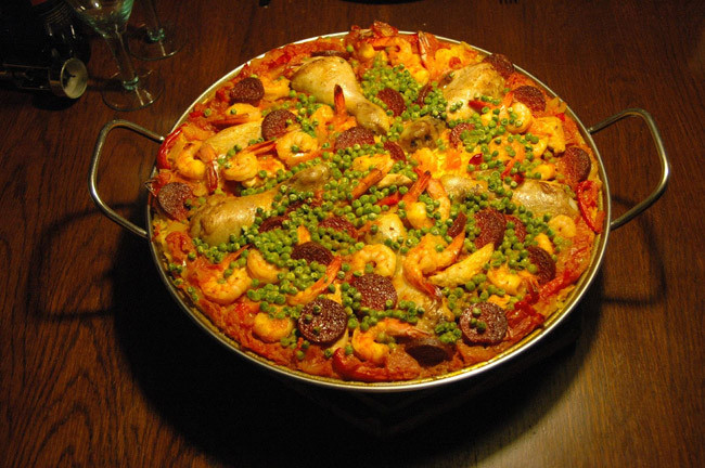 las peores paellas del mundo - Paella Land
