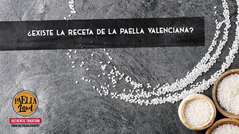 receta de paella valenciana, la receta que no debe existir