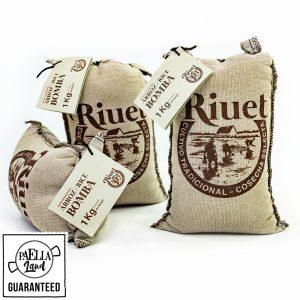 arroz bomba DO valencia de cultivo tradicional