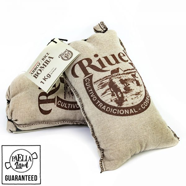 arroz bomba cultivo tradicional de Valencia