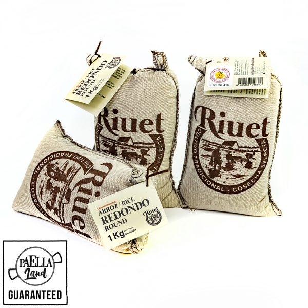 arroz redondo denominación de origen Valencia DO - cultivo tradicional