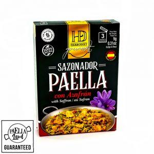 Épices pour paella